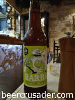 LAB Barba Single Hop Citra