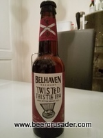 Belhaven Twisted Thistle IPA (Europe) (Bottle)