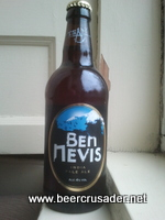 Traditional Scottish Ales Ben Nevis