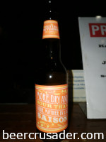 The Flying Dutchman More Dry And Sour Than Your Mother In Law Saison